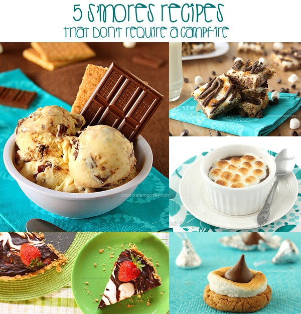5 S'mores Recipes That Don't Require A Campfire