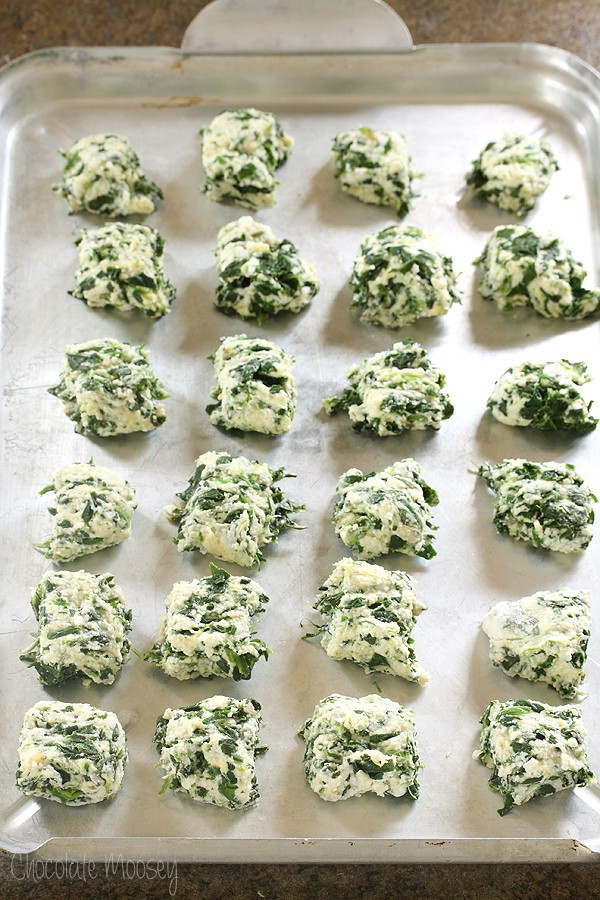 Spinach And Ricotta Gnocchi | Chocolate Moosey
