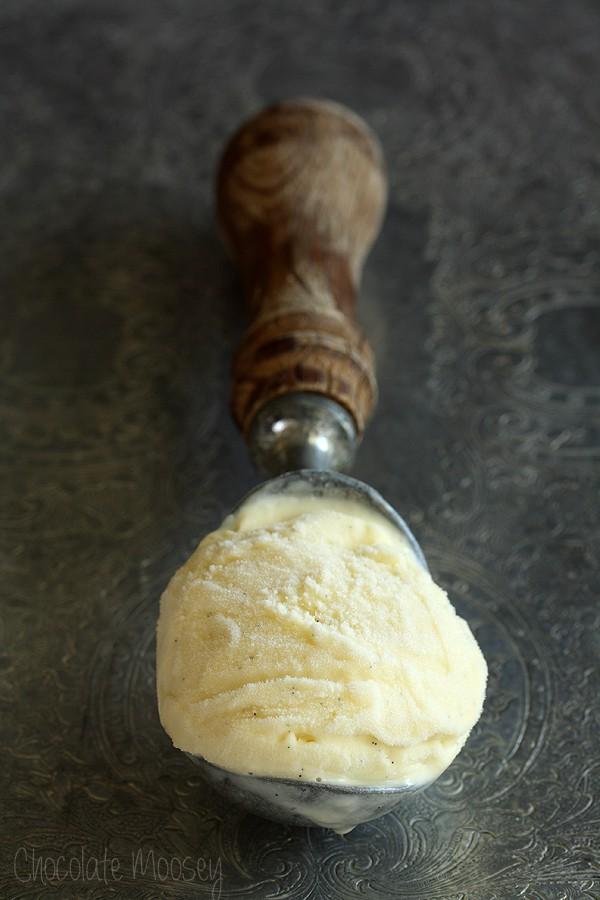 Vanilla Bean Ice Cream recipe from scratch
