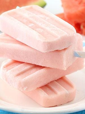 Watermelon Yogurt Pops (Small Batch)