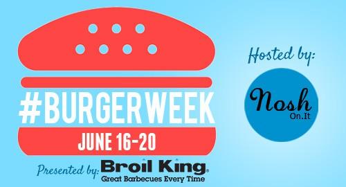 #BurgerWeek