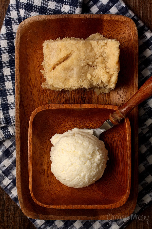 Buttermilk Ice Cream is a creamy and tangy yet not too sweet ice cream ...