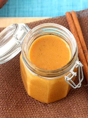 Peach Caramel Sauce