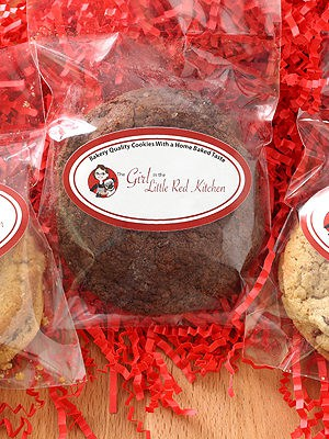 The Girl In The Little Red Kitchen Bake Shop Cookie Giveaway