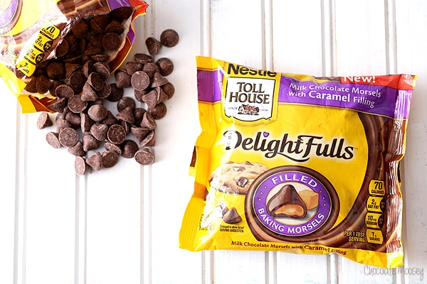 Caramel Filled DelightFulls Baking Morsels