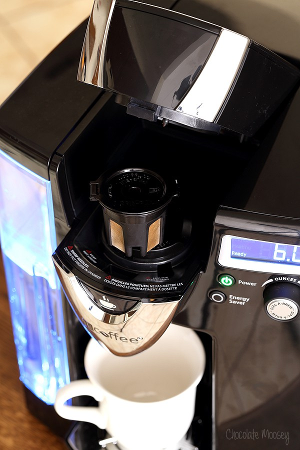 Reusable iCup for iCoffee Single Serve machine