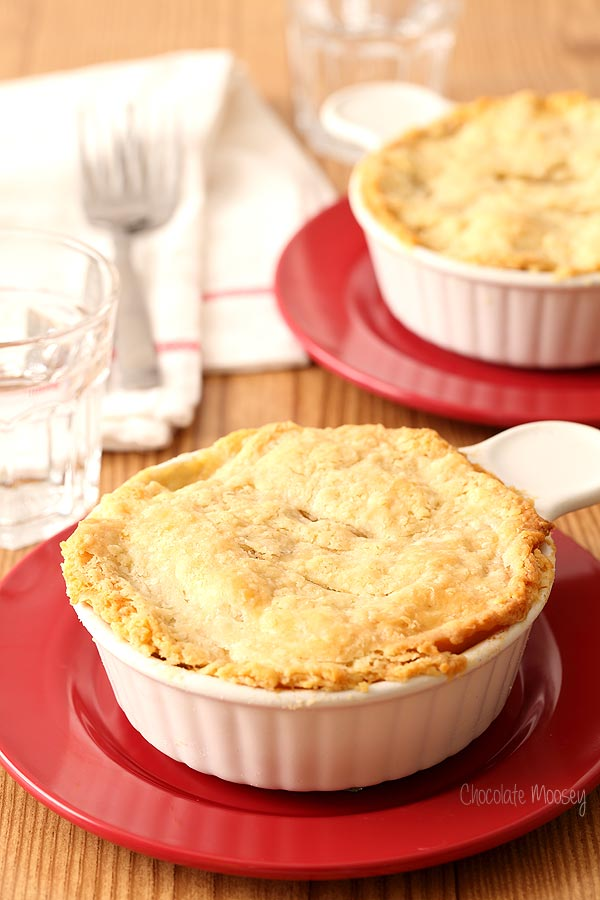 When I'm craving comfort food, I want pot pie. Chicken Pot Pie For ...