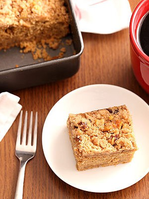 Apple Butter Crumb Cake to go with your morning coffee