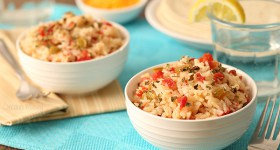 Homemade Spanish Rice for an easy Mexican side dish