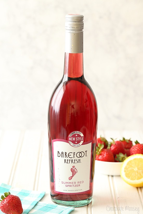 Good Strawberry Wine