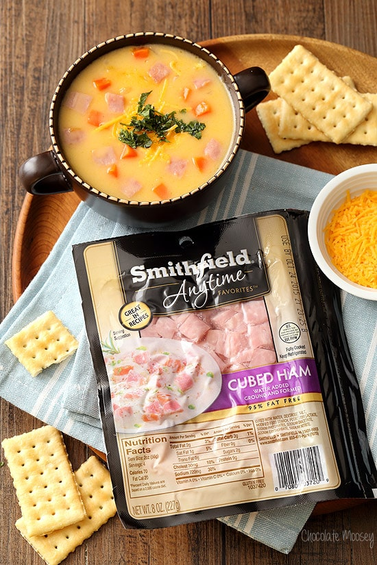 Ham and Cheese Soup