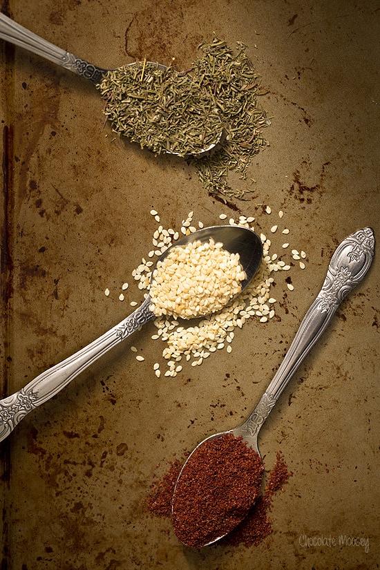 Za'atar Spice Mix