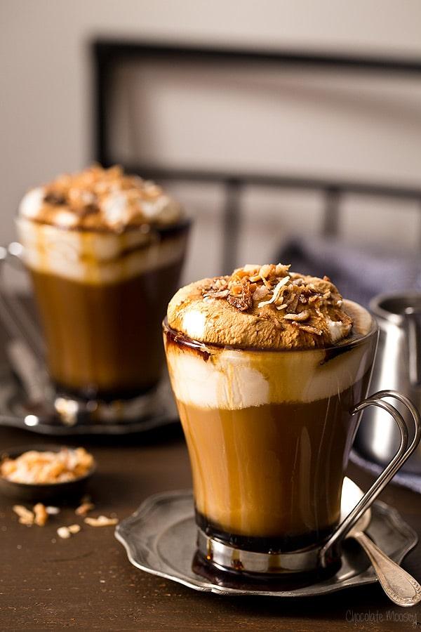 Mocha Recipe My Cafe