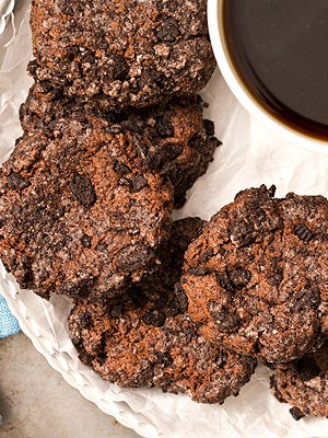 Chocolate Cheesecake Cookies