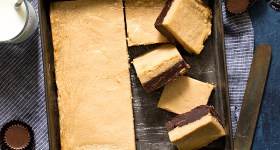 Peanut Butter Cheesecake Brownies