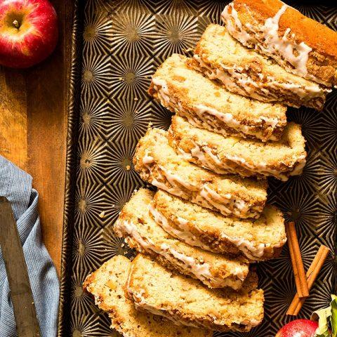 Cinnamon Apple Bread