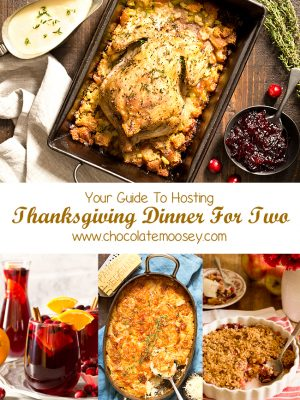 Thanksgiving Dinner For Two