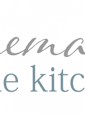 Homemade In The Kitchen Logo
