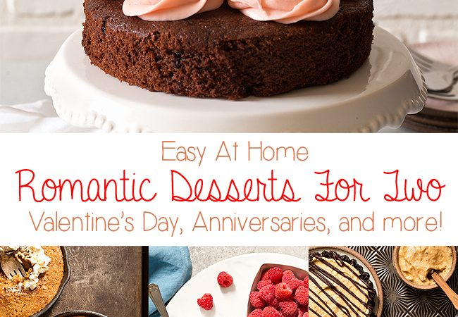 Easy romantic desserts for two at home chocolate moosey for Romantic dinner recipes for two at home