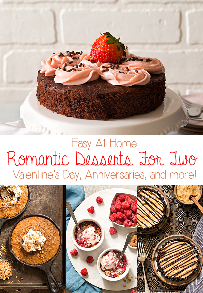 Easy Romantic Desserts For Two At Home - Homemade In The ...