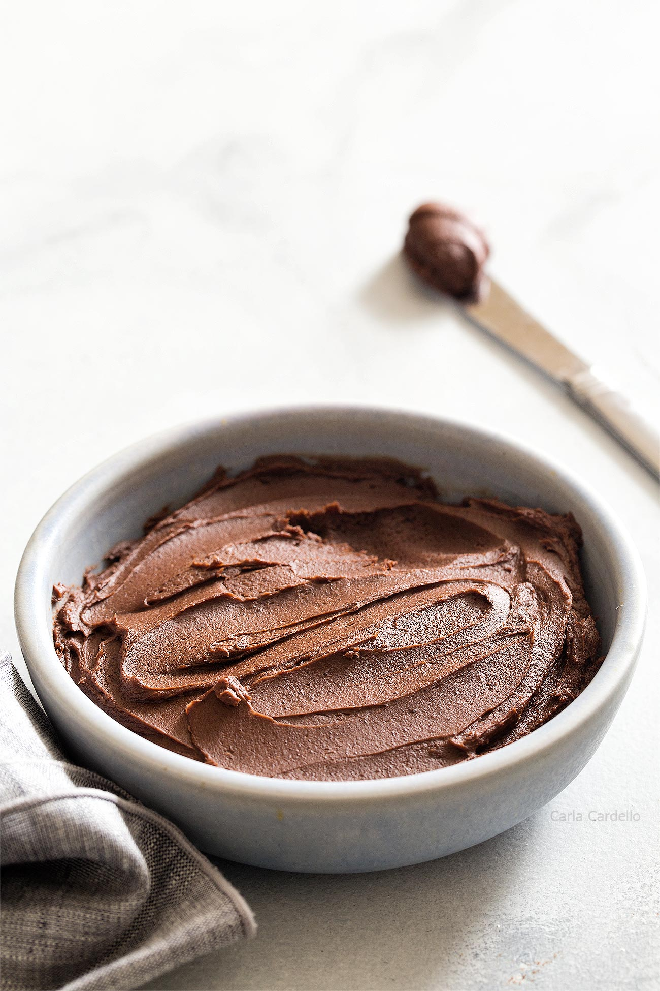Looking for the best chocolate buttercream recipe without leftovers? Look no further than this Small Batch Chocolate Frosting!