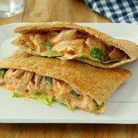 Buffalo Chicken Salad Sandwiches