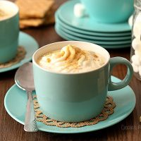 Cheesecake Hot Chocolate