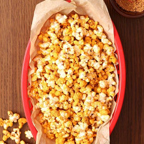 Chili Cheese Popcorn
