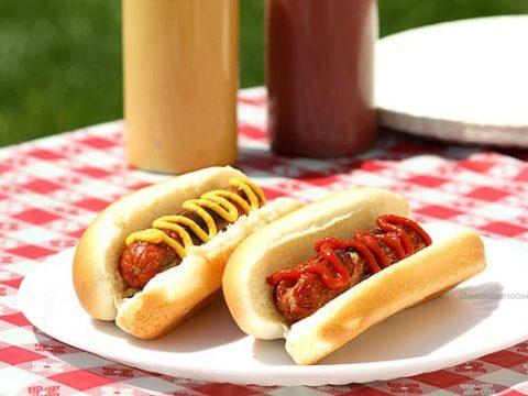 Homemade Ketchup And Yellow Mustard With No Corn Syrup