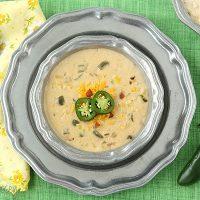 Jalapeño Popper Corn Chowder