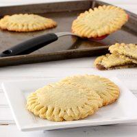 Nutella Dream Pocket Cookies