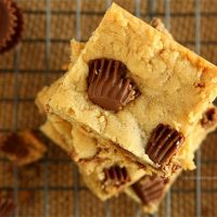 Peanut Butter Cup Bars