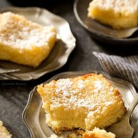 St Louis Gooey Butter Cake