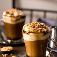 Toasted Coconut Mocha