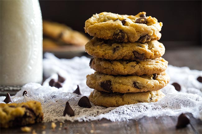 Small Batch Chocolate Chip Cookie Recipe