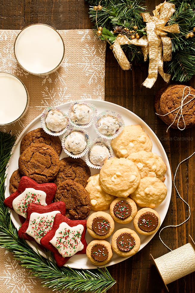 Best Small Batch Christmas Cookie Recipes made from scratch