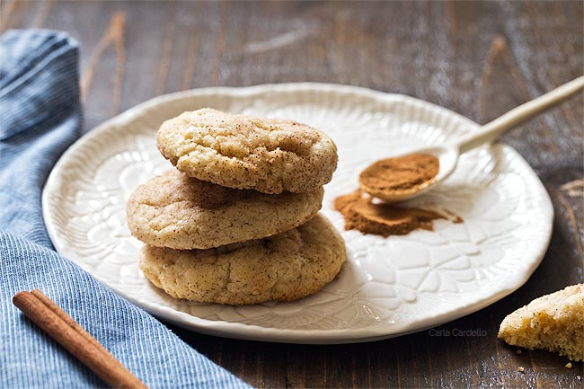 Small Batch Snickerdoodle Cookies Without Cream Of Tartar