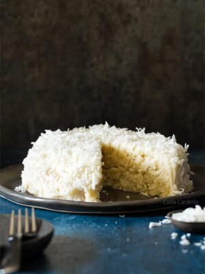 Small Coconut Cake Recipe