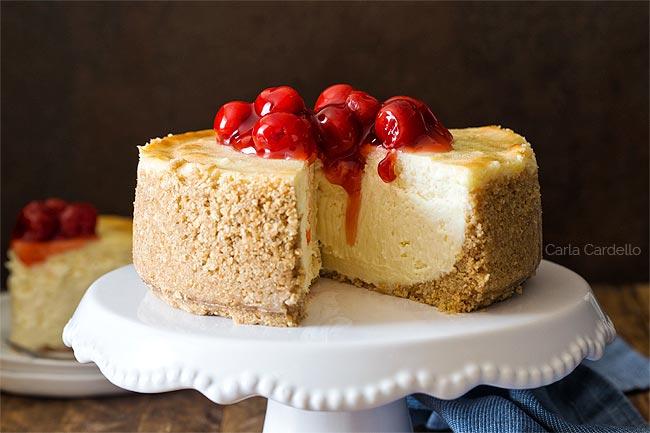 Small Cheesecake recipe
