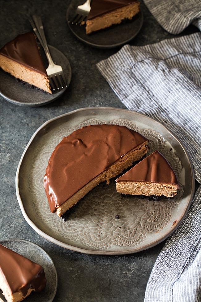 6 Inch Chocolate Cheesecake Recipe