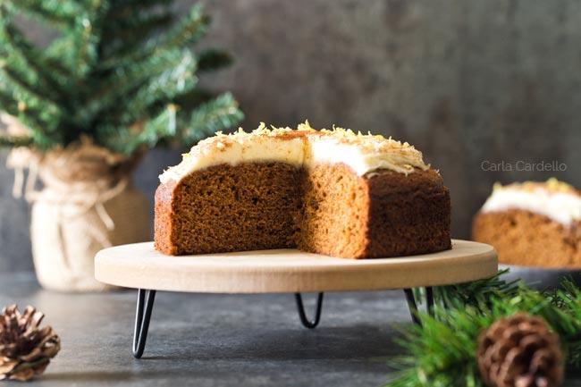 Small Christmas Cake