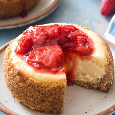 4 Inch Cheesecake